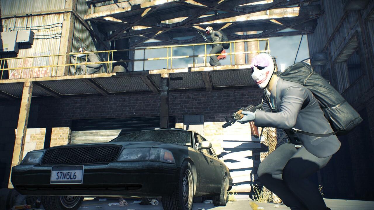 PayDay 2: Koop-Shooter erhält doch neue DLCs