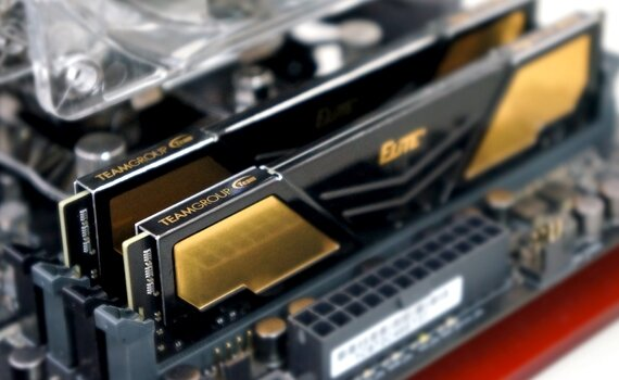 Team Group Elite Plus - 32 GB DIMM