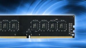 DDR4-2400, DDR4-2666, DDR4-3200: Auch Team Group startet mit 32 GB DIMMs für Desktop-PCs