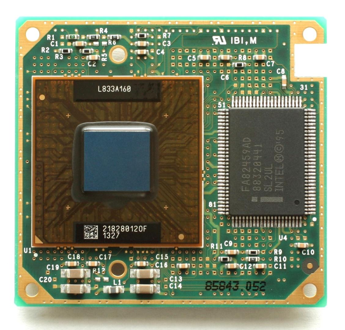 Die mobilen Pentium II Tonga...