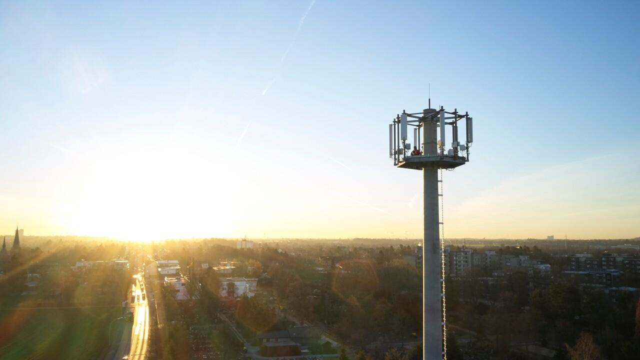 Grenznahe LTE-Masten: Vodafone schließt LTE-Funklöcher an deutschen Grenzen