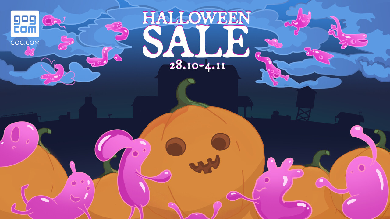 GOG.com: Über 300 Angebote im Halloween Sale