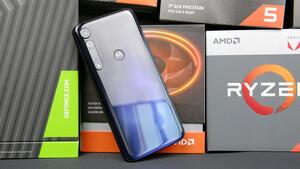 Moto G8 Plus im Test: Motorola macht aus vier Smartphones eins