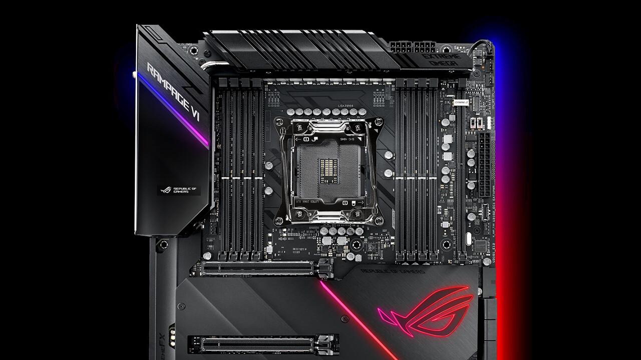 Cashback für X299 und Z390: Asus erstattet bis zu 315Euro beim Kauf eines Intel-Bundles