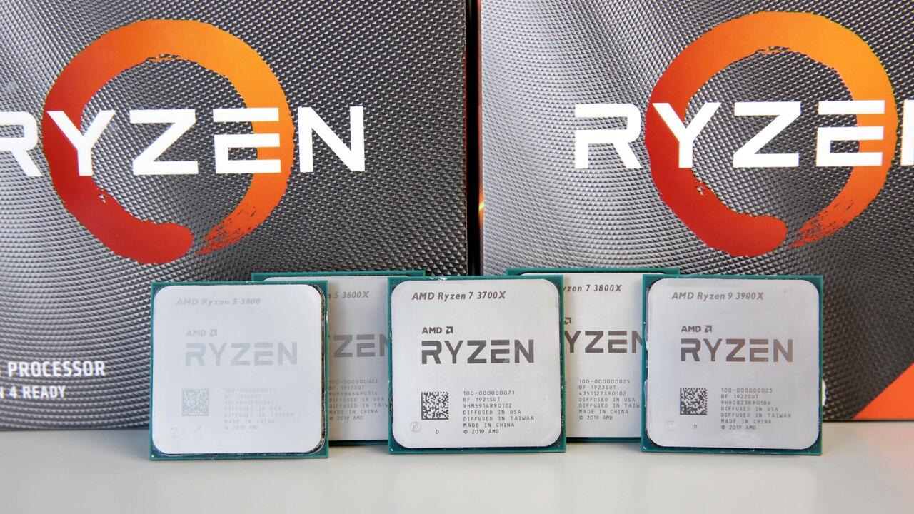 AMD-Quartalszahlen: Höchster Umsatz seit 14 Jahren bei kleinem Gewinn