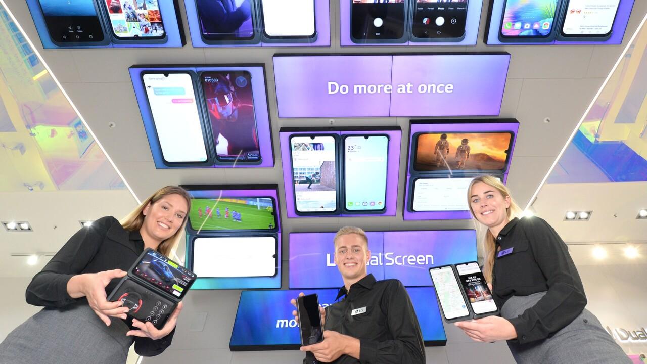 Quartalszahlen: LG verbessert sich überall, nur bei Smartphones nicht