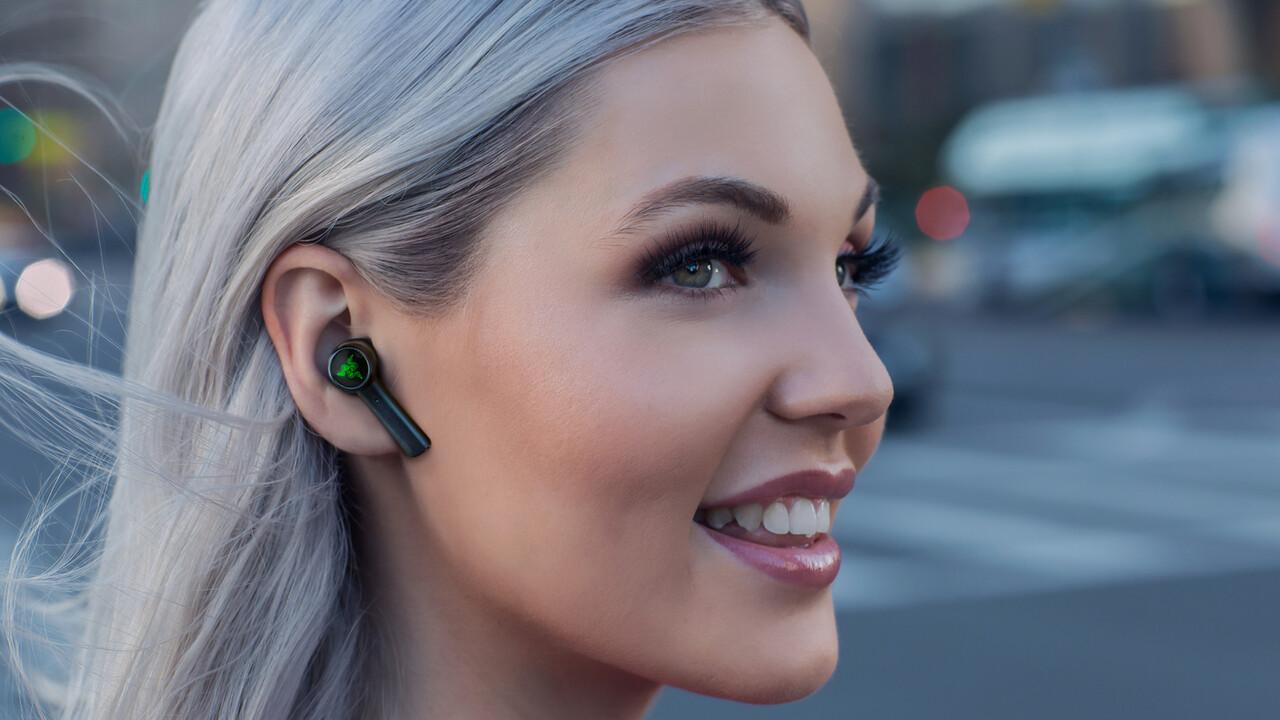 Razer Hammerhead: Kabellose In-Ears mit niedriger Latenz im AirPods-Design