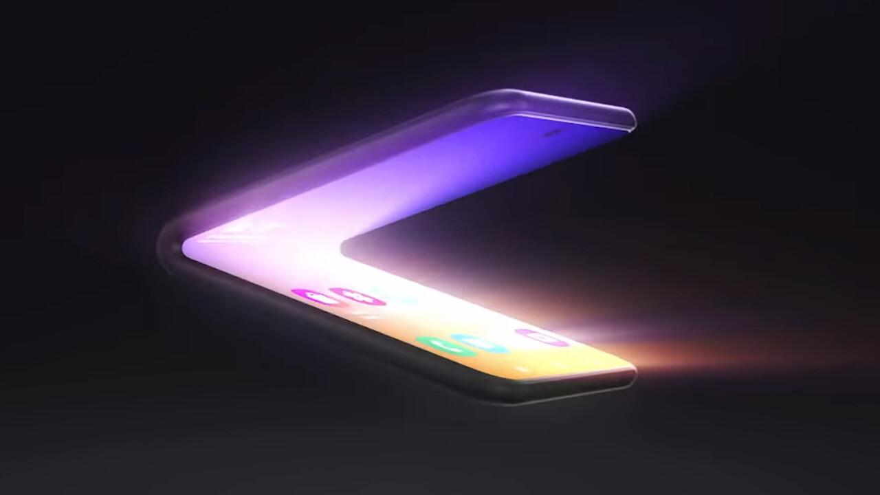 Samsung: Das Galaxy Fold 2 könnte ein Klapphandy werden