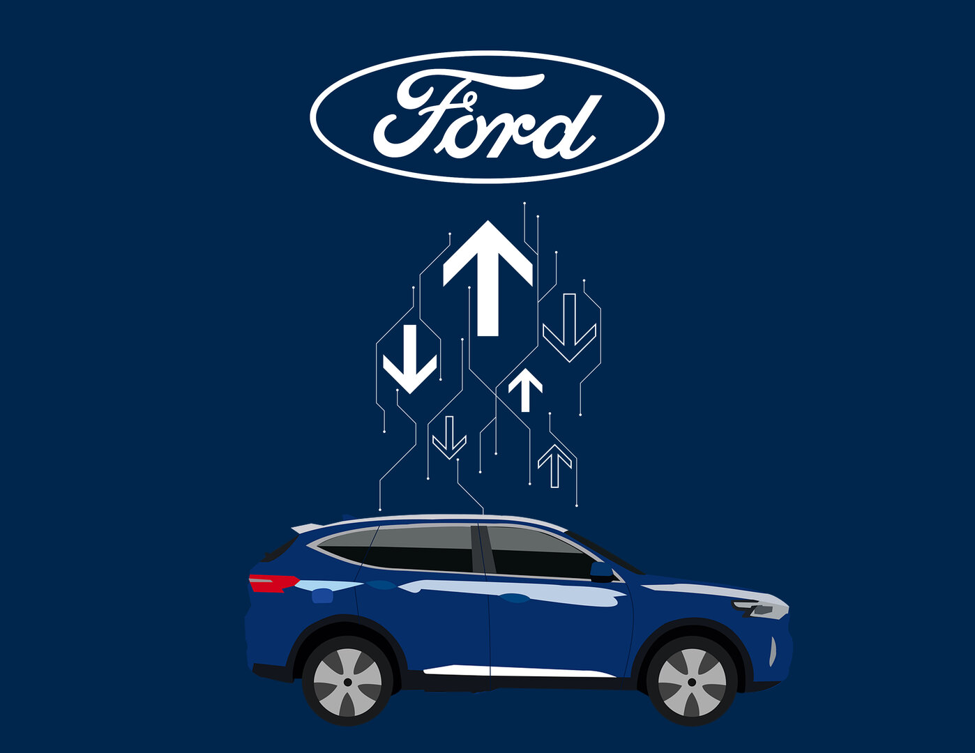 Ford will ab 2020 OTA-Updates anbieten
