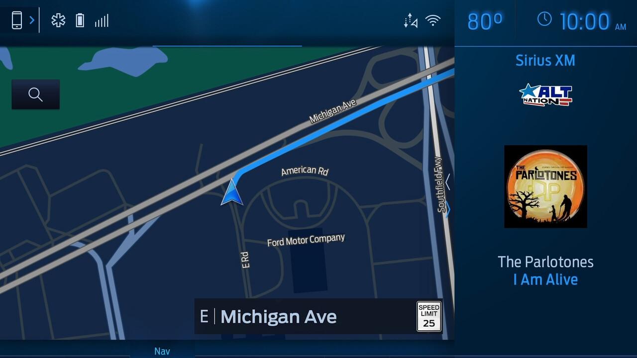 Infotainmentsystem: Ford Sync 4 kommt 2020 auf Displays von 8Zoll bis 15,5Zoll