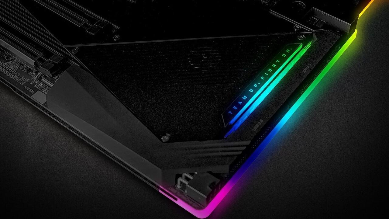 Threadripper 3000: Gigabyte verrät vier TRX40-Mainboards