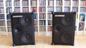 The New Soundboks im Test: Lauter Klang auch für die Gartenparty