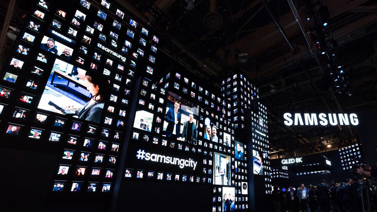 Quartalszahlen: Samsungs Gewinn weiter im Abwärtsstrudel