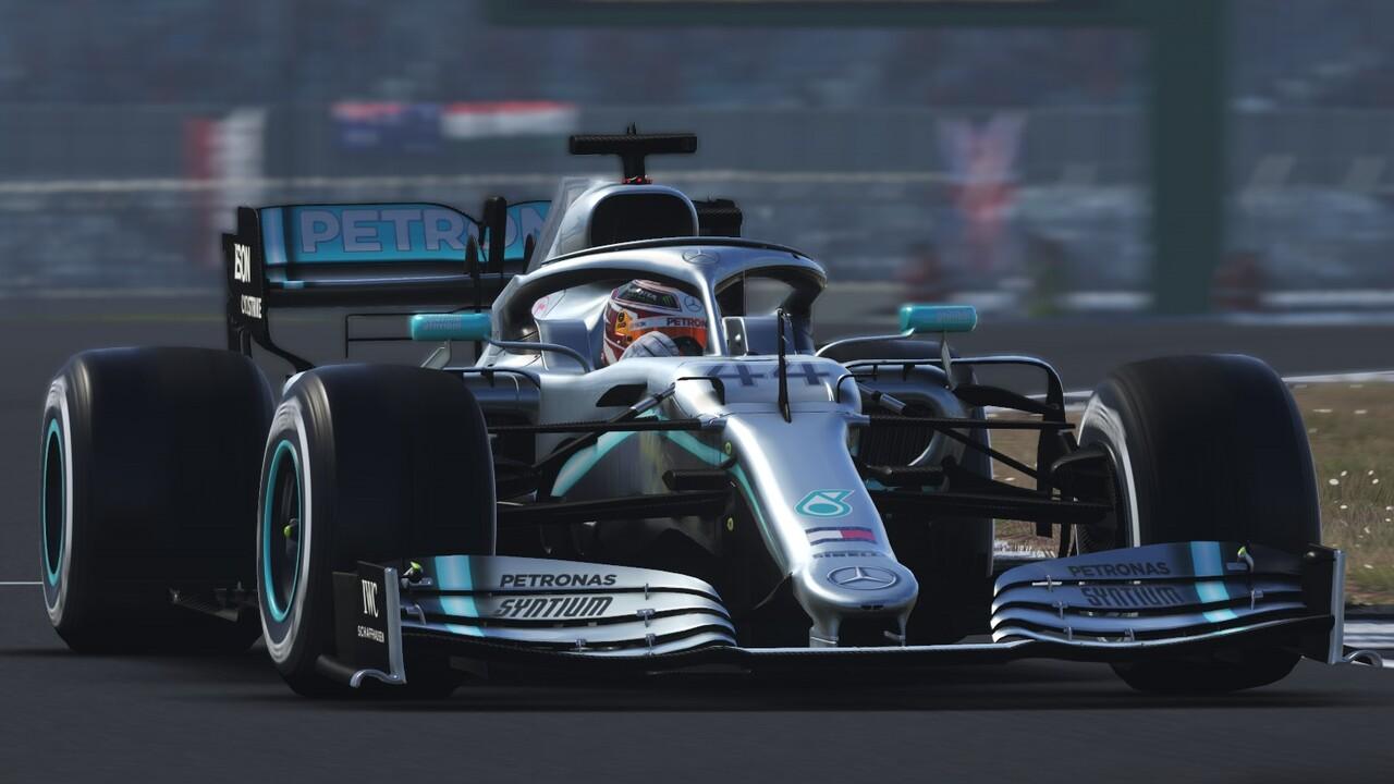 Formel-1-Lizenz: Codemasters verlängert für Videospiele bis 2025