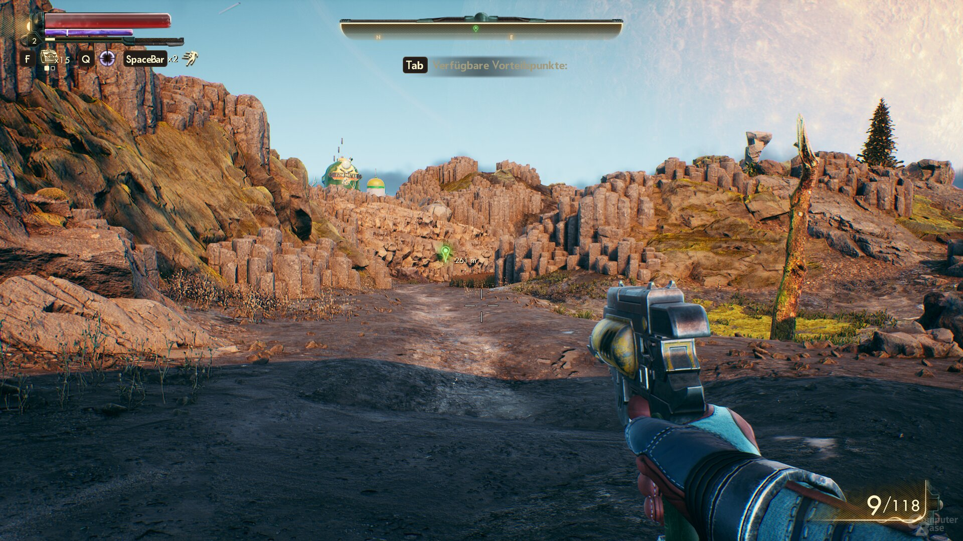 The Outer Worlds im Technik-Test