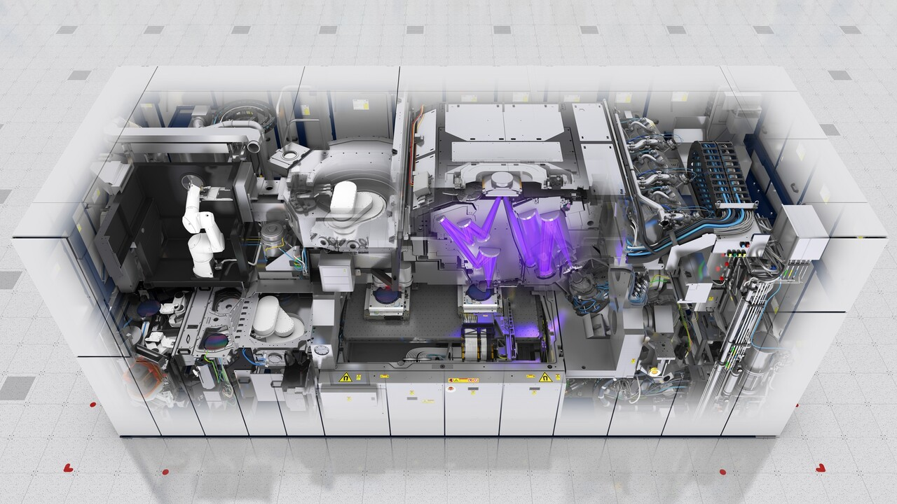 Hintergrundwissen: ASML und Intel geben Einblick in EUV-Lithografie
