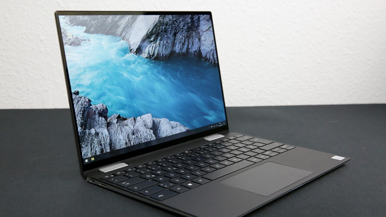 Dell XPS 13 2-in-1 (7390) im Test: Sehr schönes 2-in-1 mit hässlichem Trade-off