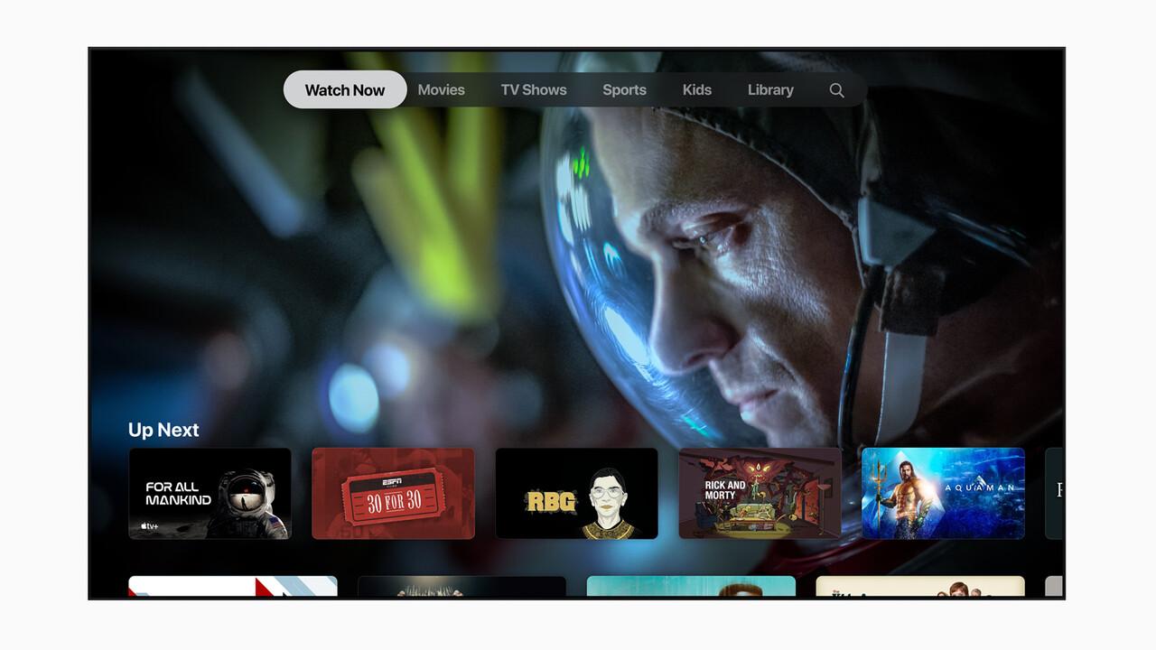 Streaming-Dienst: Apple TV+ startet heute für 4,99Euro pro Monat
