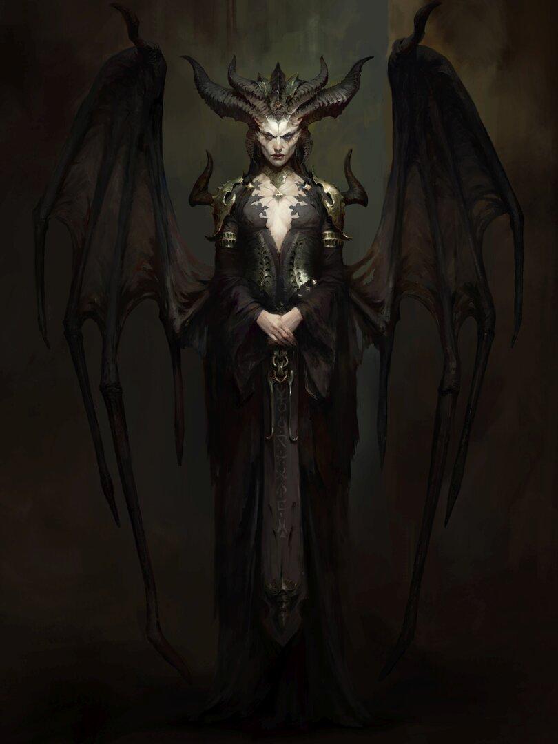 Lilith (Concept Art)
