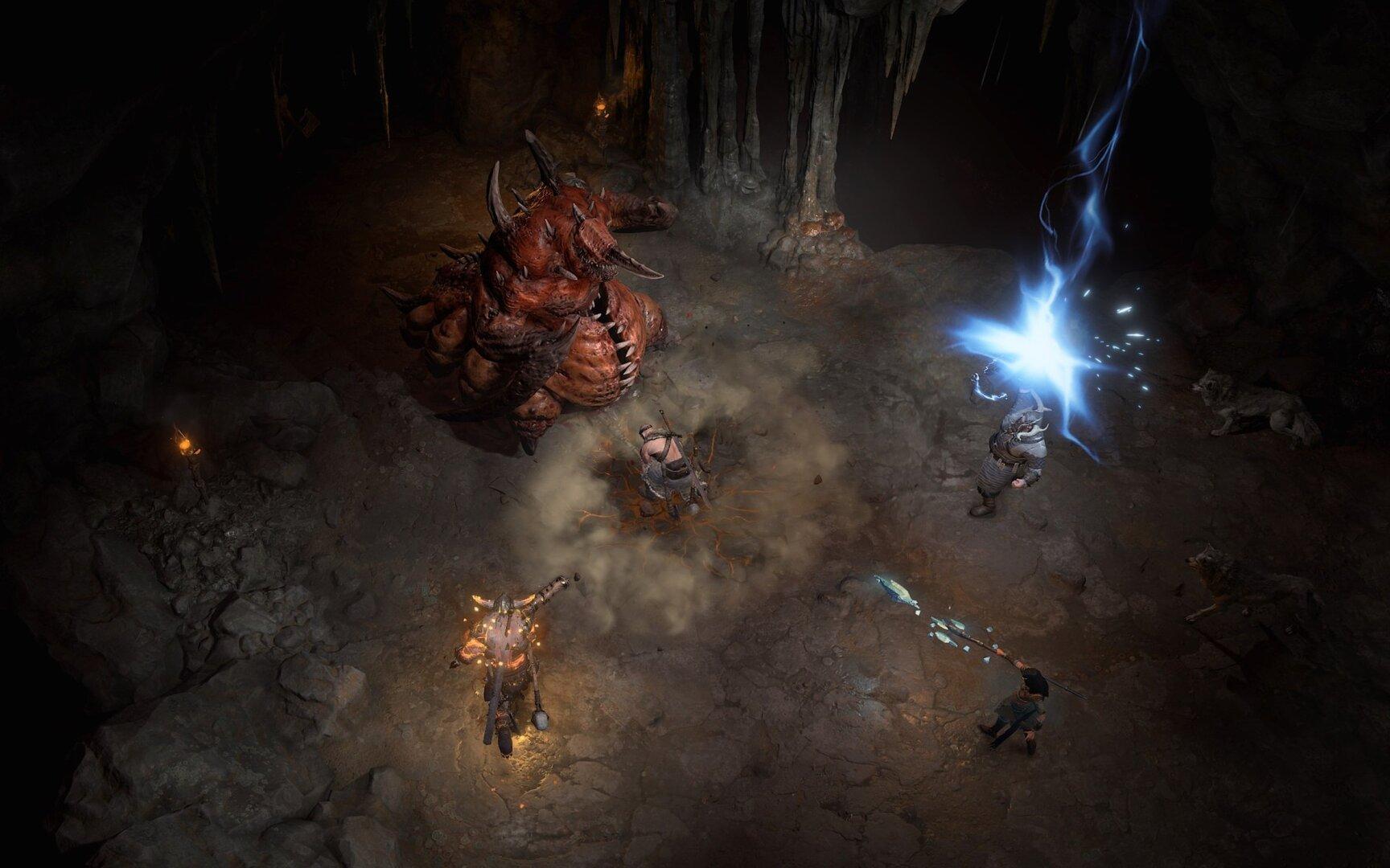 Diablo IV: Screenshot