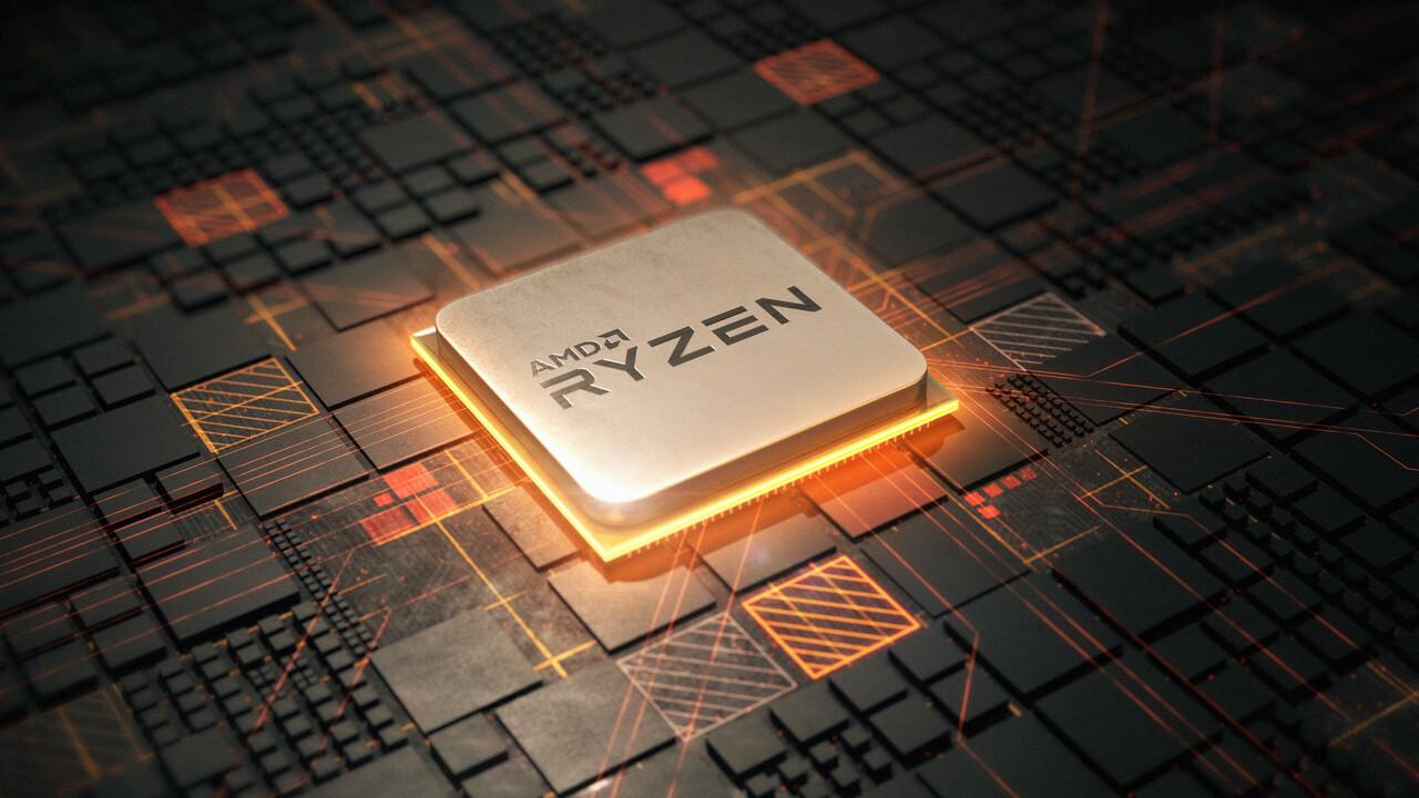 AMD Ryzen 3000: Neuer Energiesparplan soll 250 MHz mehr Takt bieten