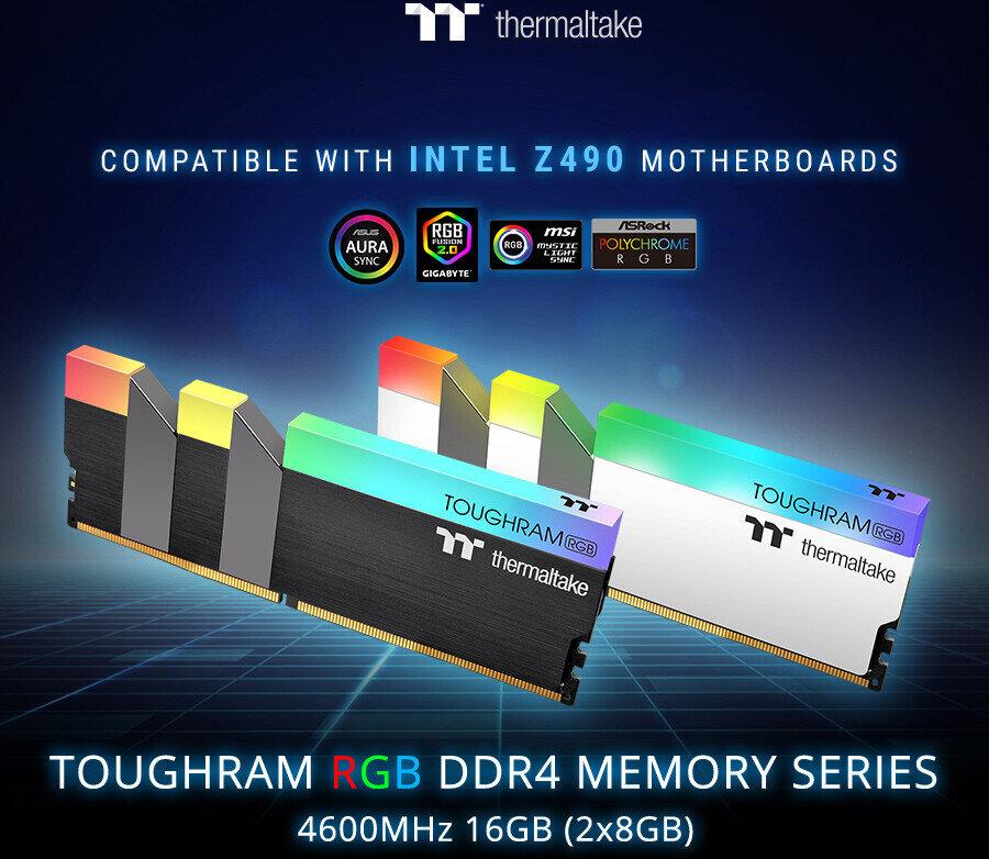 Thermaltake Toughram RGB - DDR4-4600