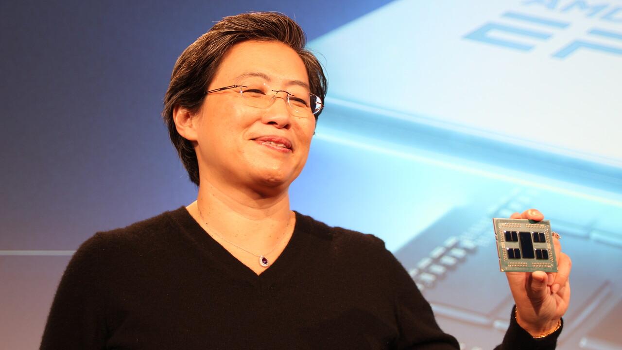 """AMD im Interview: """"Schon 2019 brachte viele Produkte, 2020 bringt mehr"""""""