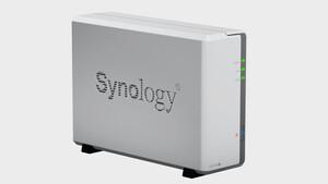 Synology DS120j: NAS mit altem SoC, USB 2.0 & verdoppeltem Arbeitsspeicher