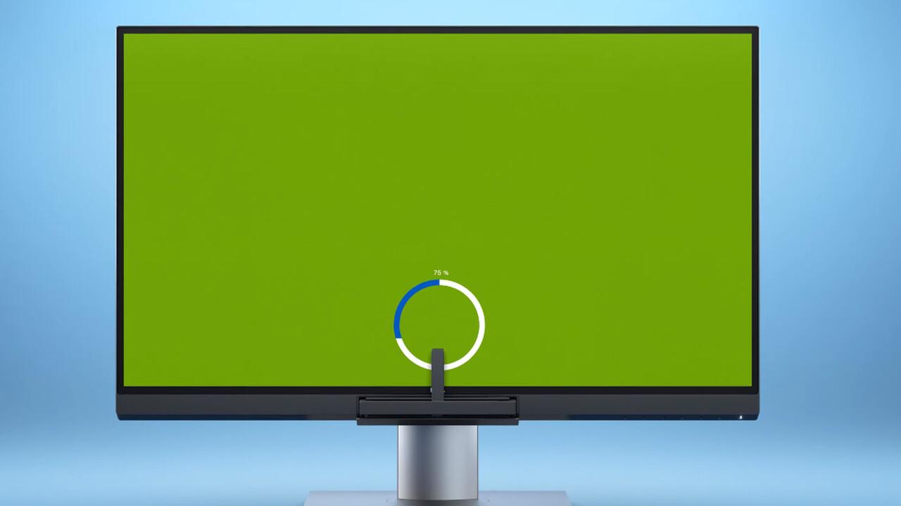 Dell UP2720Q: 4K-Profimonitor mit eingebautem Farbmesser