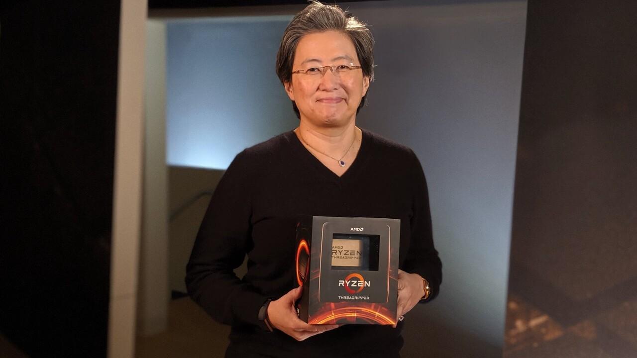 AMD Ryzen Threadripper 3000: 3960X und 3970X für TRX40 sind schneller und teurer