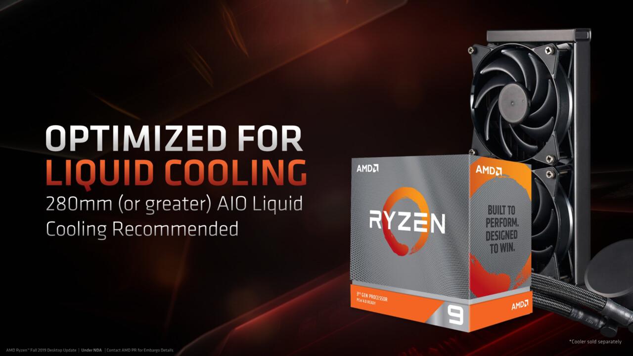 Verfügbarkeit: AMD Ryzen 9 3950X ab 25., Athlon 3000G ab 19. November