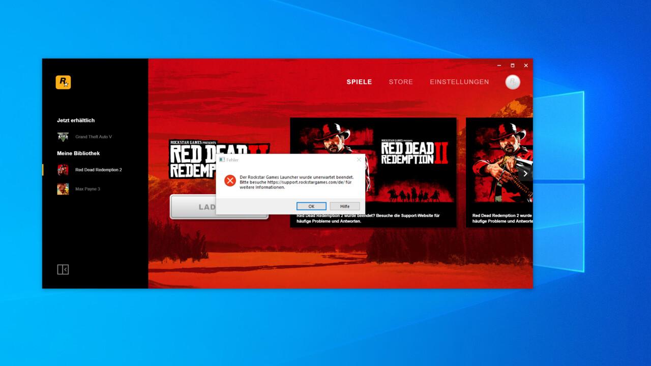 Abstürze: Red Dead Redemption 2 macht auf vielen PCs Probleme