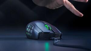 Naga Left-Handed: Razer sucht Interessenten für eine Linkshänder-MMO-Maus
