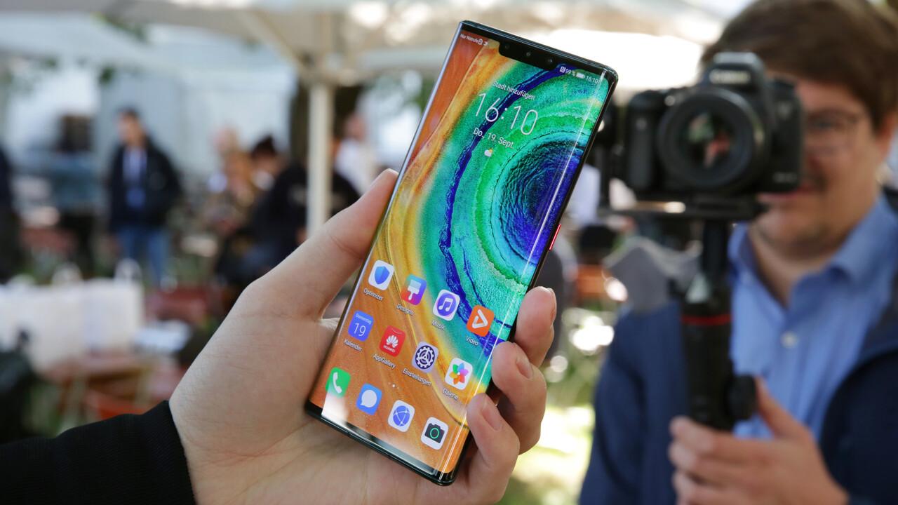 Smartphones: Der Markt wächst wieder und Huawei am stärksten