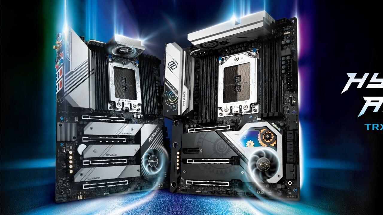 TRX40-Mainboards: ASRock bringt Creator und Taichi für Threadripper 3000