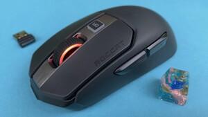 Kain 200 Aimo im Test: Zwei gute Mäuse in funkender Variante vereint