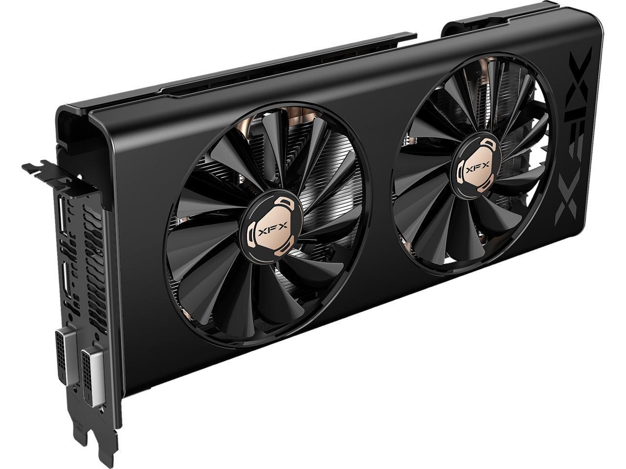 XFX Radeon RX 580 Double Dissipation 8GB GDDR5