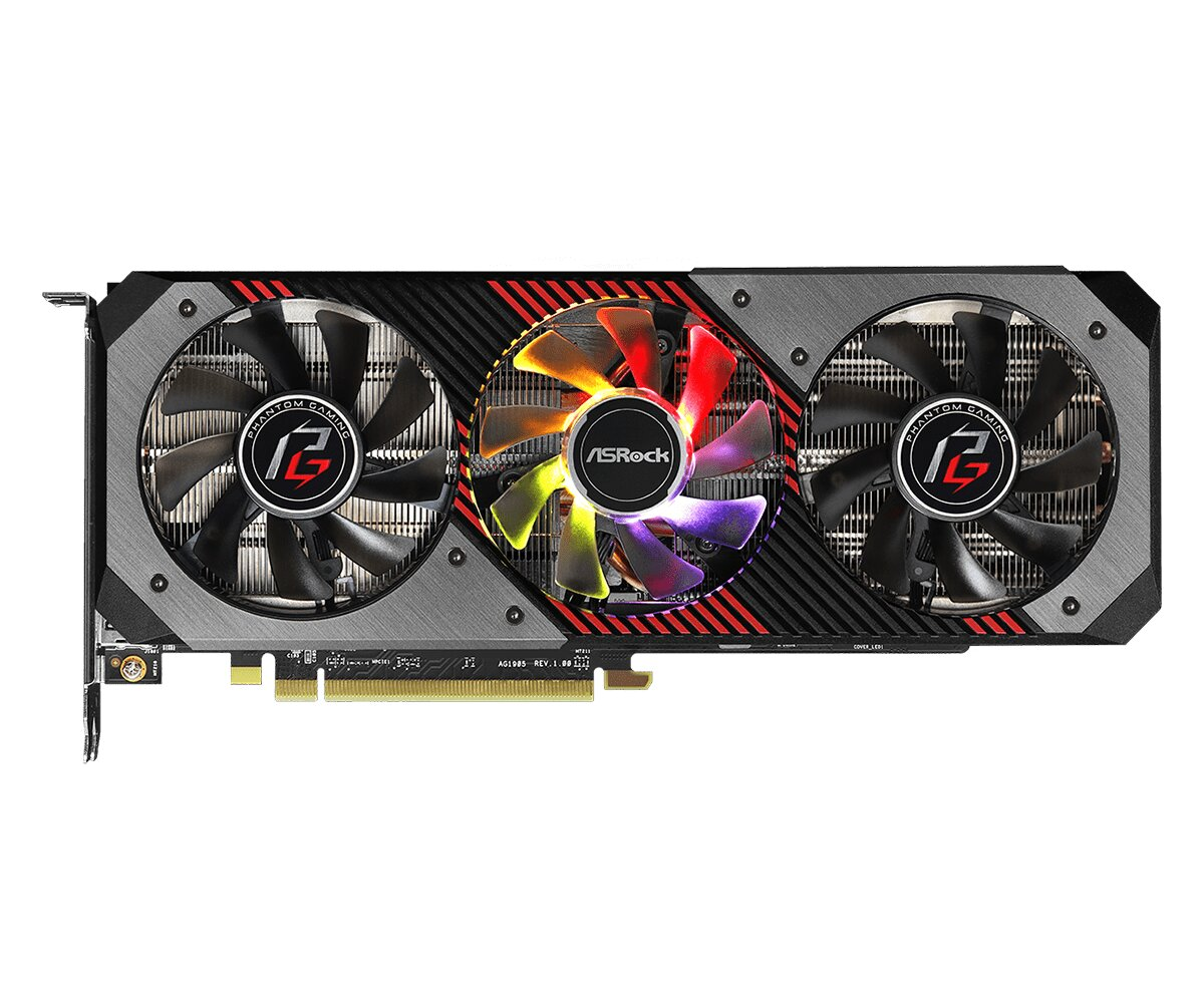 Radeon RX 5700 (XT) Phantom Gaming D 8G OC