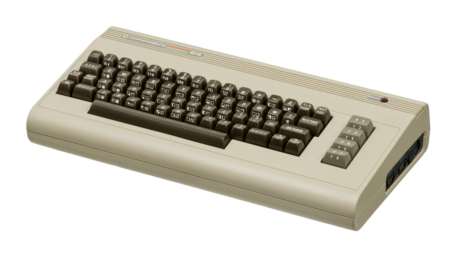 ...ging 1982 der legendäre C64 hervor