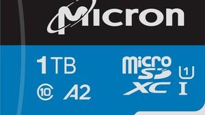 Micron i300: 1-TB-microSD-Karte für die Videoüberwachung