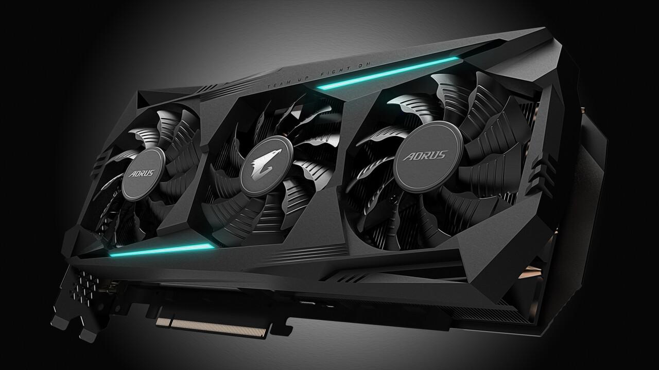 AMD Radeon RX 5700 XT: Gigabyte kündigt Aorus Radeon RX 5700 XT an