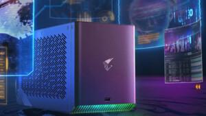 Aorus RTX 2080 Ti Gaming Box: Erstes eGPU-Gehäuse mit RTX 2080 Ti ist wassergekühlt