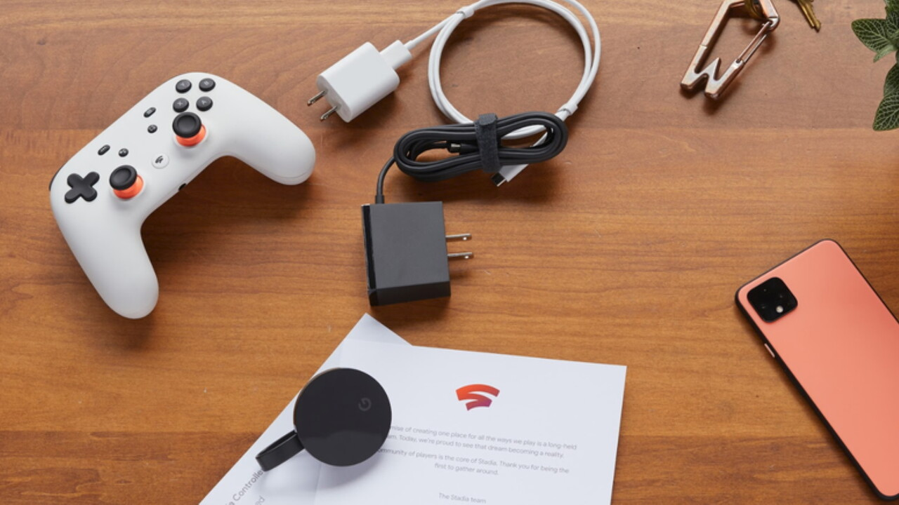 Google Stadia: The streaming service starts with 12 matches