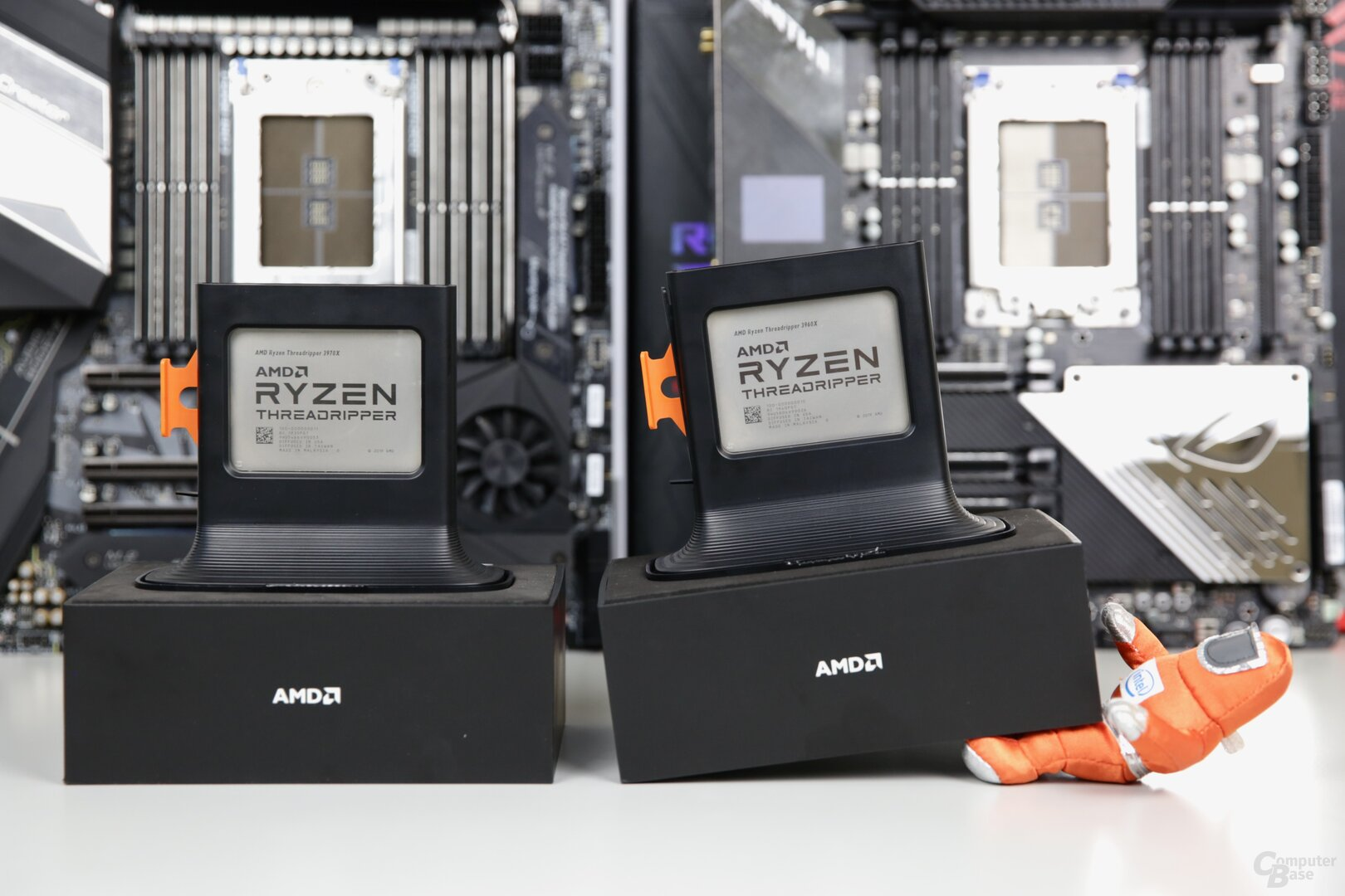 AMD Ryzen Threadripper 3970X & 3960X im Test
