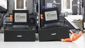 Threadripper 3970X & 3960X im Test: AMDs große Ryzen beerdigen Intel Core X
