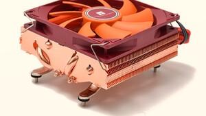 AXP-90 Full Copper: Zweiter Low-Profile-Kühler von Thermalright aus Kupfer