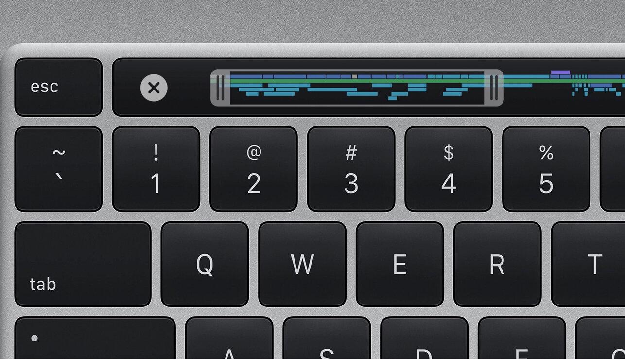 MacBook Pro 16Zoll