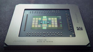 AMD Radeon Pro 5500M: Navi 14 als Vollausbau im neuen MacBook Pro 16 Zoll