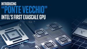 "Intel zur SC19: HPC mit Sapphire Rapids und Xe-Grafik ""Ponte Vecchio"""