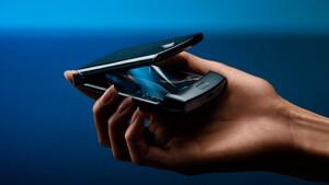Falt-Smartphone: Neues Motorola Razr im Design des Klassikers